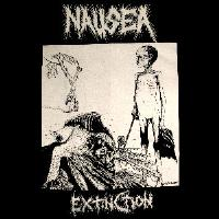 Nausea - Extinction - Hooded Sweatshirt