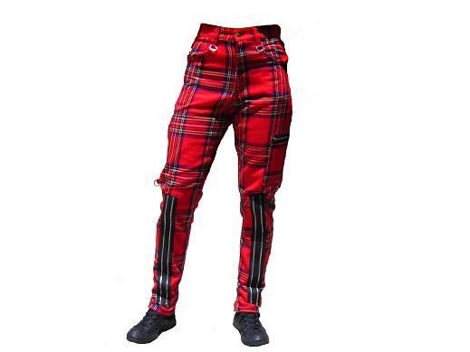 Red Bondage Pants