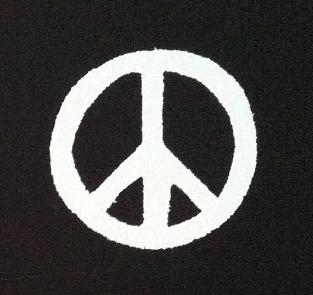PEACE SYMBOL - Patch