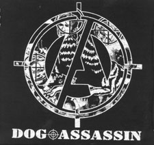 "Dog Assassin - S/T (7"")"