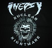 Inepsy - Nuclear Nightmare - Hooded Sweatshirt