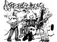 Agression - Band - Poster