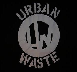 URBAN WASTE - Patch