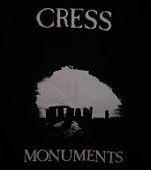 Cress - Monuments - Shirt