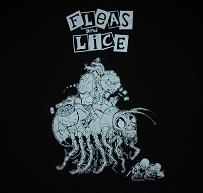 Fleas and Lice - Flea - Hooded Sweatshirt