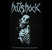 Hellshock - Corpse - Hooded Sweatshirt