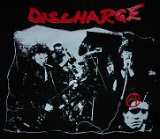 Discharge - Singing Anarchy Red - Shirt