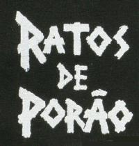 RATOS DE PORAO - Patch