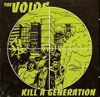 Voids - Kill A Generation (cd)