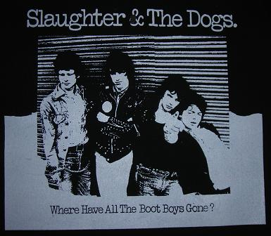 Slaughter And The Dogs - The Boys - Shirt