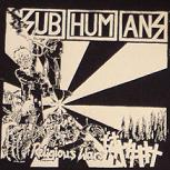 SUBHUMANS - Religious Wars - Patch