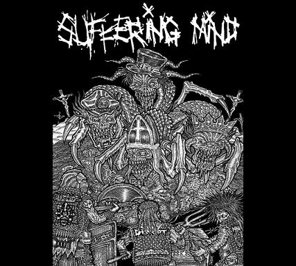 Suffering Mind - Chaotic Punks - Shirt