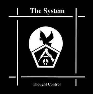 SYSTEM - Thought Control - Back Patch