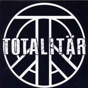 TOTALITAR - Symbol - Back Patch