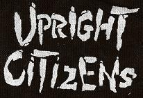 UPRIGHT CITIZENS - Patch