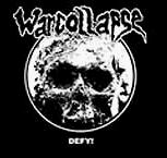 WARCOLLAPSE - Defy - Back Patch