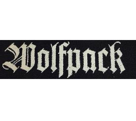 WOLFPACK - Name - Patch