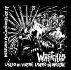 WRETCHED - Back Patch